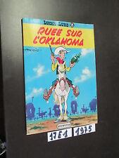 Lucky Luke n. 16 RUEE SUR L'OKLAHOMA (17 E 1)