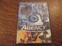 dvd the agency un film de mikael salomon