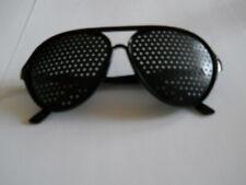 Eyesight Improvement Vision Care Exercise Eyewear Pinhole Glasses Training
