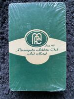 Minneapolis Athletic Club and Hotel Playing Cards