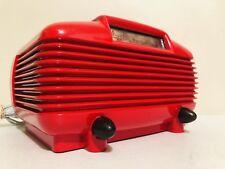 ANTIQUE MID CENTURY 1946 OLD BAKELITE MAJESTIC 5-AL1 ART DECO TUBE VINTAGE RADIO