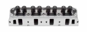 EdelBrock 5025 Aluminum Ford 302 351w Cylinder Head E-Street
