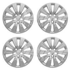 "17"" Silver Wheel Covers Hubcaps (Set of 4) FOR 15 16 2015 2016 Chrysler 200 LX"