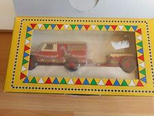 Corgi Playground Land Rover & Trailer Harris's 1:43 - Box