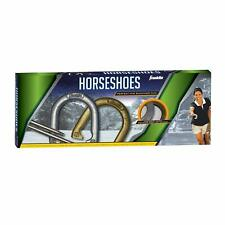 Recreational Horseshoe Horse Shoe Game Set Sports Steel Outdoor Toss Competion