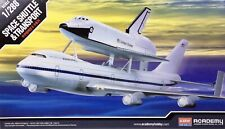 Model Kit Academy Space Shuttle & 747 Transport Plane 1:288 scale