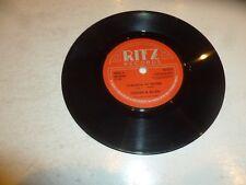 "FOSTER & ALLEN - A Bunch Of Thyme - 1981 UK 7"" vinyl single"