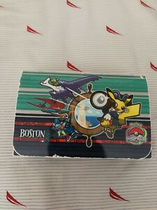 Pokemon World Championships 2015 Boston Double Deck Box