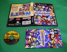 Mario Party 4 •Nintendo GameCube System/Console • Puzzle Party Game *CIB