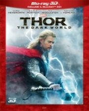 THOR - THE DARK WORLD  BLU-RAY 3D+BLU-RAY    AZIONE