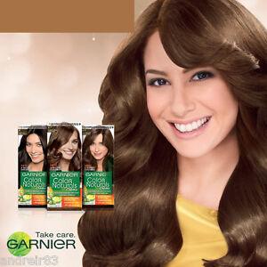 GARNIER COLOR Naturals Hair dye Choose new color Brown shades HD4