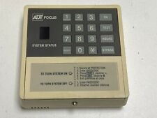 ADT 477528 FOCUS 45 SECURITY KEYPAD 7188-028