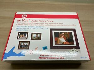 "HP 10.4"" Digital Picture Frame"