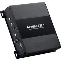 GROUND ZERO GZIA 2080HPX-II 2-channel high quality class A/B amplifier