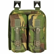 New British Forces DPM PLCE Webbing Double Ammo Pouch