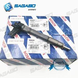 Genuine Original Rail brand Injector 0445115067,0445115049,15062058F,68042029AA