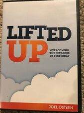 Lifted Up Joel Osteen Overcoming Setbacks Of Yesterday CD & DVD Set
