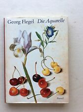 GEORG FLEGEL. DIE AQUARELLE 2003 Stunning watercolours 16/17th century in German