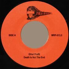 "ETHEL PROFIT 'Death is not the End / Life is a Battle 7"" Geodol Mira Jean Clark"