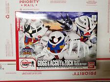 Bandai Gundam Front Tokyo SD BB Senshi Gogg Acguy Zock Ver. GFT Tricolor