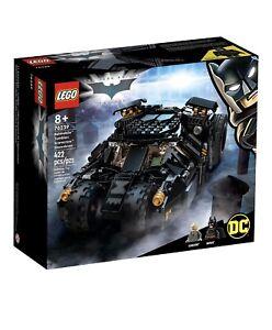 LEGO 76239 DC Batman Batmobile Tumbler Scarecrow Showdown PRE ORDER 3/10/21
