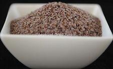 Dried Herbs: PSYLLIUM SEEDS Organic (Plantago psyllium)  50g.