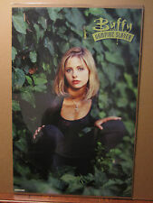 vintage Buffy the Vampire slayer Hot Girl Poster 1998 1013