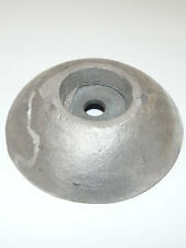 Round bolt on Magnesium anode. Canal, river, narrow boat, barge, yacht, cruiser.