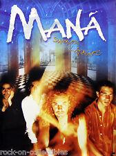 Mana 1997 Suenos Liquidos Original Promo Poster