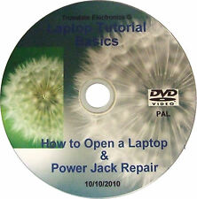 How to Repair your own Laptop with this Great Video DVD