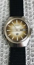 NOS Citizen automatic vintage watch, new old stock