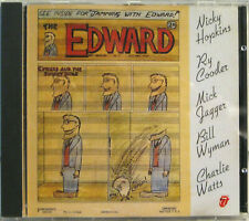 """""""JAMMING WITH EDWARD!"""" RY COODER NICKY HOPKINS ROLLING STONES cd Italy mint"""