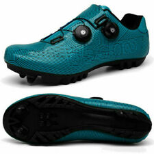 Mountain Cycling Shoes Men Racing Road Bike Self-locking Bicycle Sneakers Black