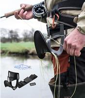 Der Shooting Duck schont die Flugschnur, Fliegenschnur, einfach Fliegenfischen!