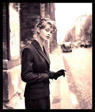 Bridgit Bardot FRIDGE MAGNET 7x8 Vintage Sexy Magnetic Poster Canvas Print