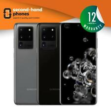 Samsung Galaxy S20 Ultra 5G 2020 DUAL SIM ~ 128, 256, 512GB ~ Grigio/Nero ~ Sbloccato
