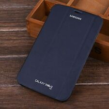 Slim Book Cover Case+Stylus For Samsung Galaxy Tab3 7.0 SM-T210/T211,P3200/P3210