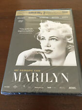 MI SEMANA CON MARILYN - 1 DVD - 99 MIN - NEW & SEALED - NUEVA EMBALADA