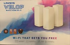 Linksys Velop WHW0303 Whole Home Mesh Wi-Fi System - 3 pack FREE SHIPPING