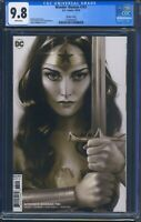 Wonder Woman 761 (DC) CGC 9.8 White Pages Josh Middleton Variant