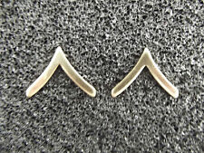 (A8-158) US Rangabzeichen Metall Private