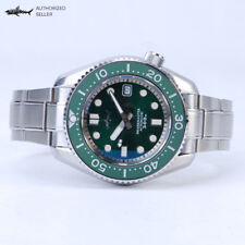 Heimdallr SBDX001 Green Sunburst ST2130 Automatic Movement Dive Watch MM300 44mm