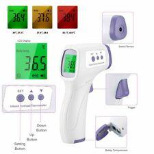 Infrared Thermometer Lcd Non Contact Temperature Gun Digital Ir Temp Meter