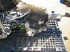 2010 2015 Subaru Legacy Outback 25l Cvt Automatic Transmission Jdm Fb25
