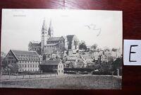 Postkarte Ansichtskarte Sachsen-Anhalt Quedlinburg Schloss