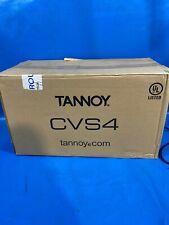 New listing Pair Of New Tannoy Cvs4 Loudspeakers Pair in-Ceiling