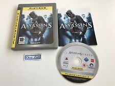 Assassin's Creed - Platinum - Sony PlayStation PS3 - PAL FR - Avec Notice