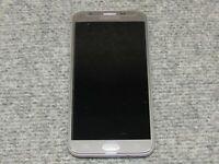 "Samsung Galaxy J7 2017 SM-J727V 5.5"" 16GB 3GB 13MP Silver Android Verizon Phone"