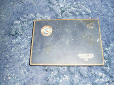 John Players navy cut cigarette tin collectible item