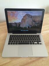 13-inch MacBook Pro, Late 2011, 2.40GHz Intel Core i5, 8GB memory, 500GB HDD